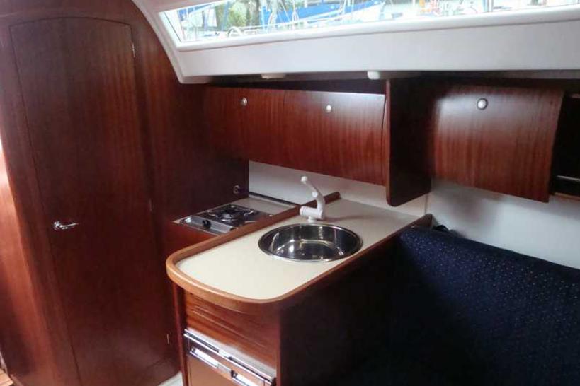 Czarter Jachtu Antila 27 Mazury