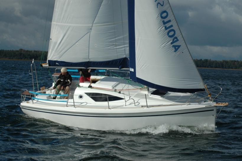 Czarter Jachtu Antila24 Mazury antila24-czarter-jachtów-mazury-dwa